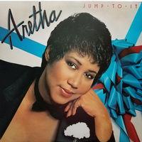 Aretha Franklin, Jump To It, LP 1982