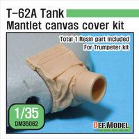 Маска Т-62А (Def.Model Корея) Исправленная для Тамии и Трумпитера
