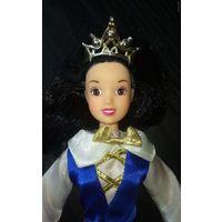 Кукла принцесса Белоснежка в короне