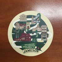 Подставка под виски Jameson No 22