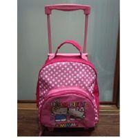 Рюкзак-чемодан на колесах с выдвижной ручкой