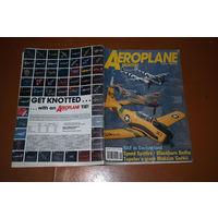 Авиационный журнал AEROPLANE MONTHLY август 1990