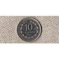 Сальвадор 10 сентаво 1995(Bh)