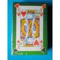 Карты Игральные - 56 листов - Новые в Упаковке.