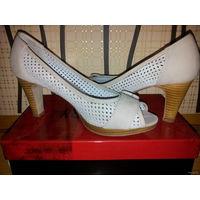 Туфли с открытым носиком, 37 размер