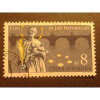Чехия 1993 святой Ян Непомук 14 век
