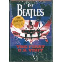 DVD-Video Beatles - The First U.S. Visit (2003)