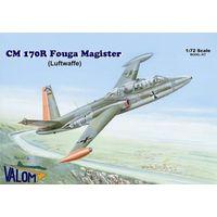 Fouga CM.170R Magister (Luftwaffe marking)  1/72 Valom 72084