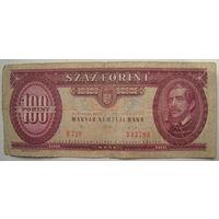 Венгрия 100 форинтов 1992 г.