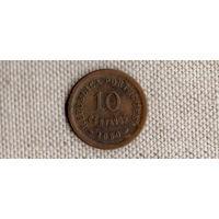 Кабо-Верде 10 сентаво 1930(Nv)