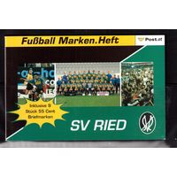 """Австрия-2004,(Мих.)  ** буклет  Спорт, футбол,ФК""""Рид"""""""