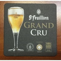 Подставка под пиво St.Feuillien