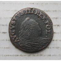 Грош 1755 Август III