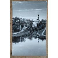 Витебск. Вид на старый город. Фото В.Федотова. 1970-е. 15х24 см.