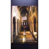Почтовая карточка  подписанная (LIMOGES (Haute-Vienne)).  распродажа