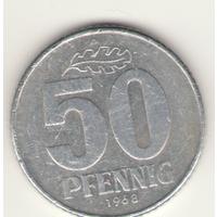 50 пфеннигов 1968 (А) г.