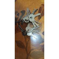 Ключи к замкам