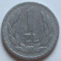 1 злотый 1949 Польша