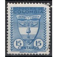 Колумбия 107