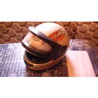 Мотоциклетный шлем.   распродажа