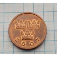 Швеция 50 эре 2001г.