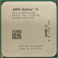 Процессор AMD Athlon II X3 460