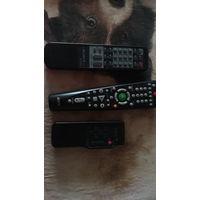 Пульты ДУ(видик,DVD,камера)