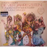 A. ViVALDI /Die Vier Jahreszeiten/1973, Germany, LP  , EX