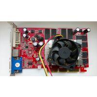 Видеокарта AGP FX5500 128MB