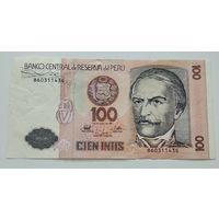 Перу 100 интес 1987 -115