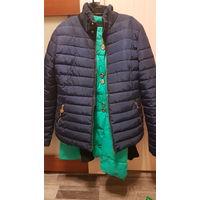 Куртка на холодную весну