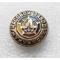 Значок. Минский часовой завод ЛУЧ #0360