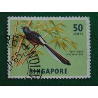 Сингапур 1965г.  Птицы.