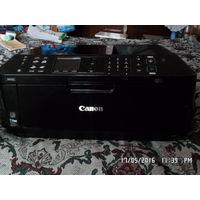 МФУ CANON PIXMA MX420 принтер сканер ксерокс