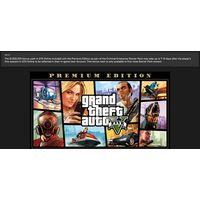 Аккаунт EPIC GAMES c GTA V