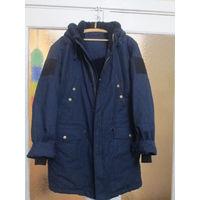 Куртка мужская зимняя 56 р