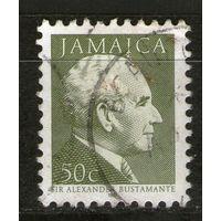Ямайка. Гашеная. Лот-9