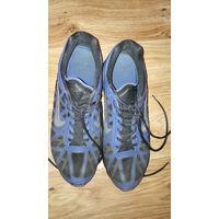 Стильные кроссовки Nike  и Hush Puppies