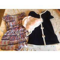 Одежда для девочки 9-12 месяцев