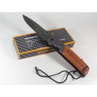 Большой Туристический Складной Нож Browning DA52