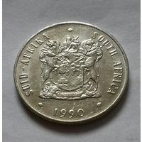 20 центов, ЮАР 1990 г.