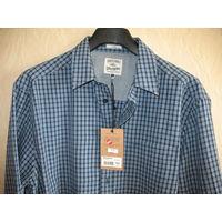 Рубашка мужская фирма WRANGLER. Новая. Длинный рукав. Размер L (182-100-85). 100% cotton.