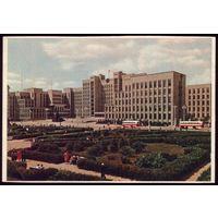 1959 год Минск Дом правительства