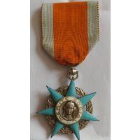 Орден Франция вручался с 1936 по 1963