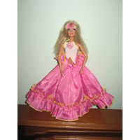 Шарнирная Барби от Маттел