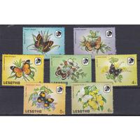 Лесото Бабочки