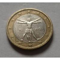 1 евро, Италия 2008 г.