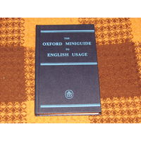 Оксфордское минируководство по изучению англ.языка