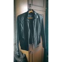 Куртка женская коженная ( короткая )