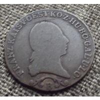 Австрия. 1 крейцер 1812